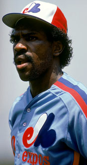 Andre Dawson, Expos