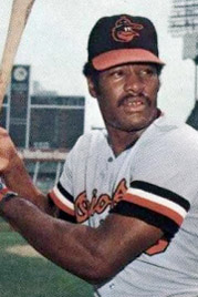 Orioles OF Don Baylor