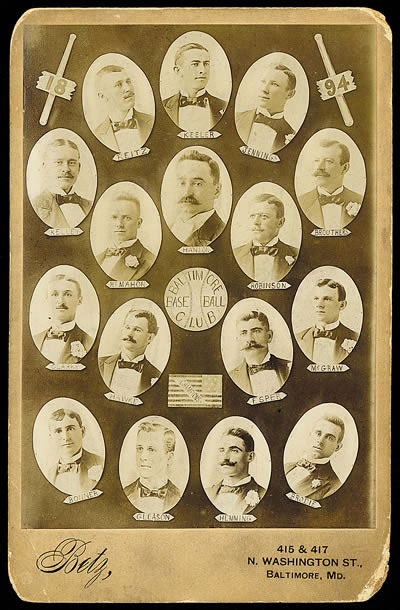 1894 Baltimore Orioles