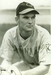 Reds CF Harry Craft