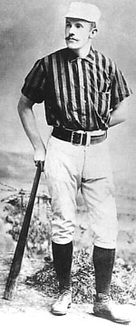 Giants Manager Montgomery Ward
