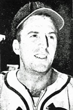 Cardinals Captain Terry Moore