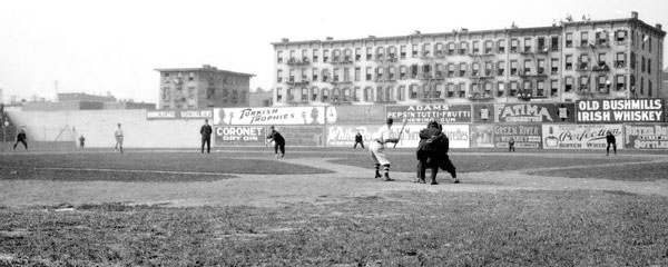 Brooklyn's Washington Park in 1912