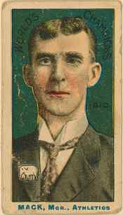 Young Connie Mack