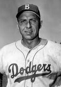 Dodgers 1B Gil Hodges