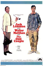 """Odd Couple"" Poster"