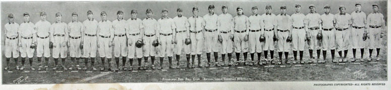 1909 Pittsburgh Pirates