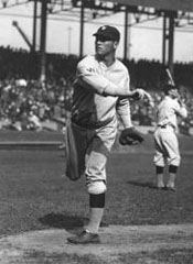 Senators reliever Firpo Marberry