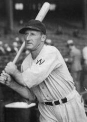 Senators OF Goose Goslin