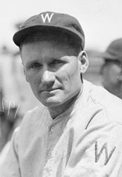 Senators P Walter Johnson 1925