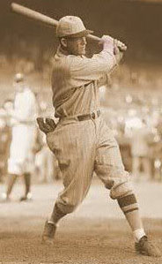 Cardinals 2B-Manager Rogers Hornsby