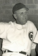Cubs Manager Charlie Grimm