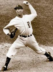 Tigers P Hal Newhouser