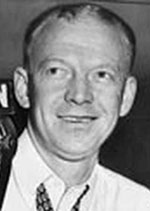 Dodgers announcer Red Barber