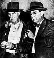 Branch Rickey and Burt Shotton