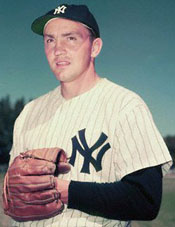 Yankees OF Irv Noren