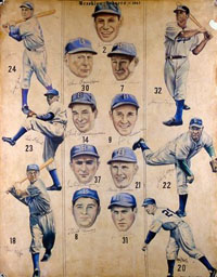 1942 Brooklyn Dodgers