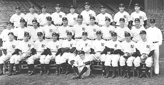 1942 New York Yankees