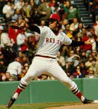 Red Sox P Bill Lee