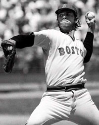 "Red Sox P Bill ""Spaceman"" Lee"