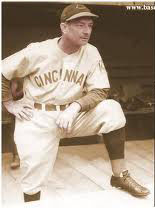 Reds Manager Bill McKechnie
