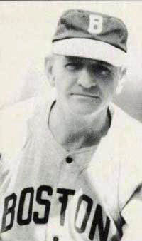 Boston Braves Manager Casey Stengel