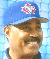 Blue Jays Manager Cito Gaston