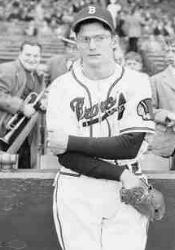 Earl Torgeson, Braves