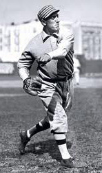 Athletics P Eddie Plank