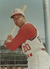 Reds OF Frank Robinson