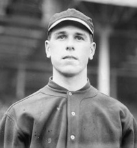 OF Fred Snodgrass, NY Giants
