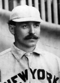NY Giants Manager George Davis