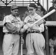 Gus Mancuso and Stan Musial