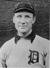 Huey Jennings, Tigers
