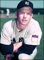 Mickey Mantle 1951