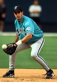 Marlins 3B Mike Lowell