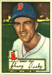 Johnny Pesky 1952