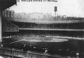 Polo Grounds in 1913