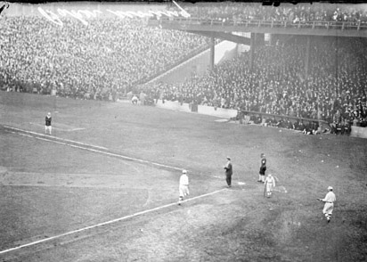 1911 World Series at Shibe Park