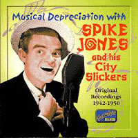 "Spike Jones ""Mirandy"" Album"