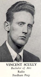 Vincent Scully, Fordham
