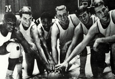 1966-67 Vanderbilt Freshman Basketball Team