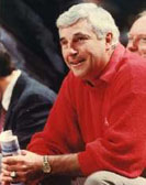 Indiana Coach Bob Knight