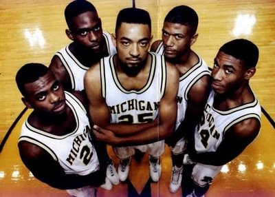 Michigan's Fab Five