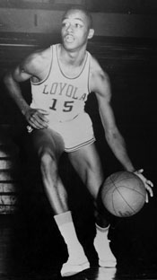 Loyola G Jerry Harkness