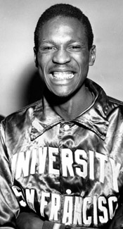 Young Bill Russell