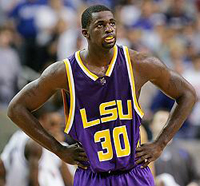 LSU F Brandon Bass
