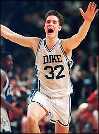 Christian Laettner, Duke