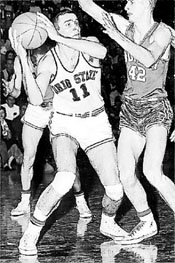 Ohio State C Jerry Lucas