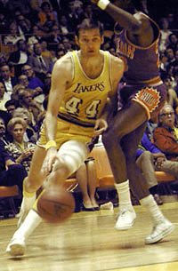 Jerry West, Lakers